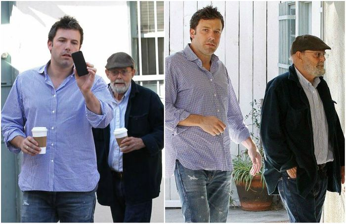 Ben Affleck`s family - father Timothy Byers Affleck
