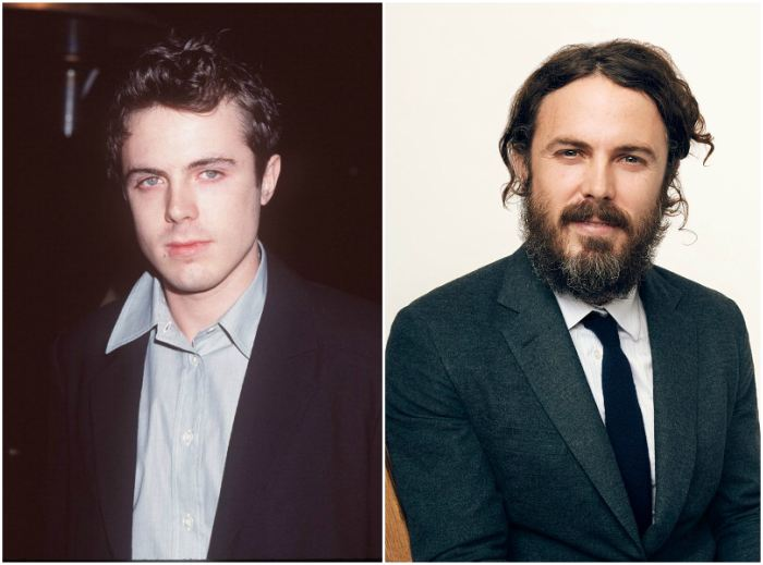 Ben Affleck`s siblings - brother Casey Affleck