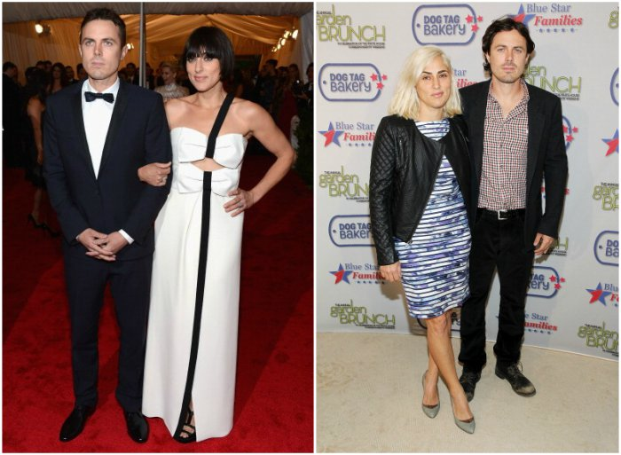 Casey Affleck`s family - ex-wife Summer Joy Phoenix