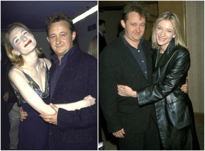 Cate Blanchett`s family - husband Andrew Upton