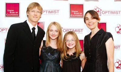 Dakota Fanning`s family: parents and siblings