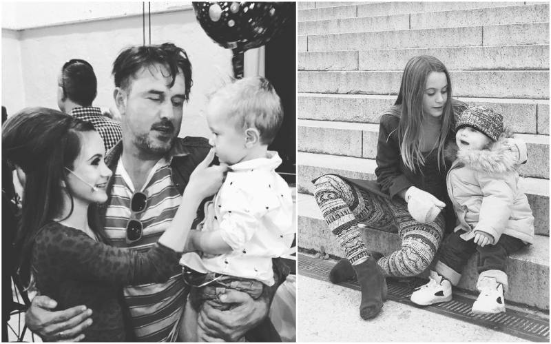 David Arquette`s children