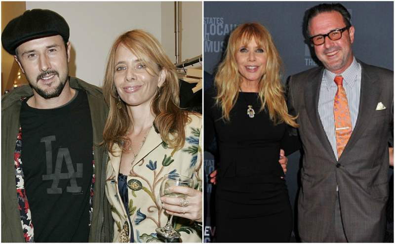 David Arquette`s siblings - sister Rosanna Arquette
