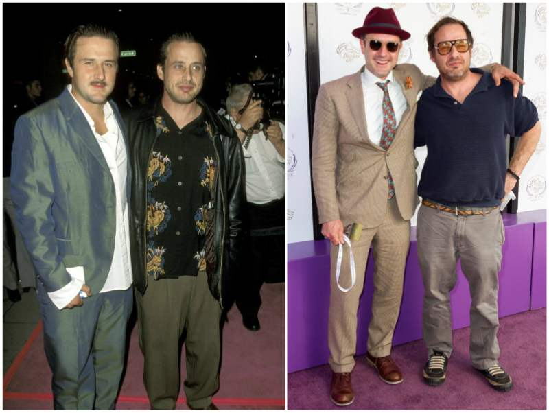 David Arquette`s siblings - brother Richmond Arquette