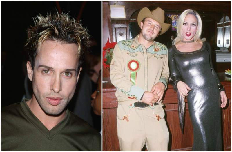 David Arquette`s siblings - sister Alexis Arquette