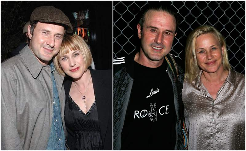 David Arquette`s siblings - sister Patricia Arquette