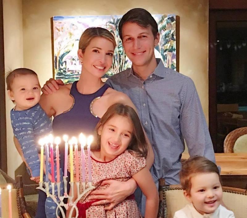 ivanka trump kids husband family pictures photos