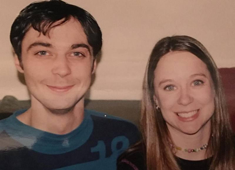 Jim Parsons` siblings - sister Julie Pruski