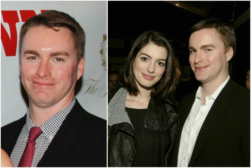 Anne Hathaway`s siblings - brother Michael Hathaway
