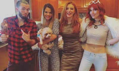 Bella Thorne`s family: parents, siblings