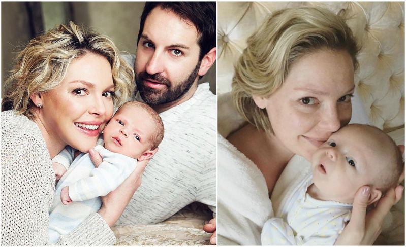 Adalaide Marie Hope: Katherine Heigl's New Baby Girl ...