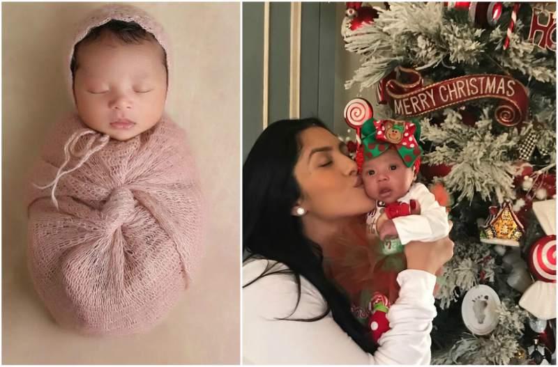 Kobe Bryant's children - daughter Bianka Bella Bryant