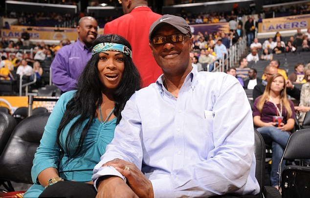 Kobe Bryant's family - mother Pamela Cox Bryant