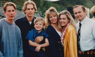 Paul Walker`s family: parents, siblings