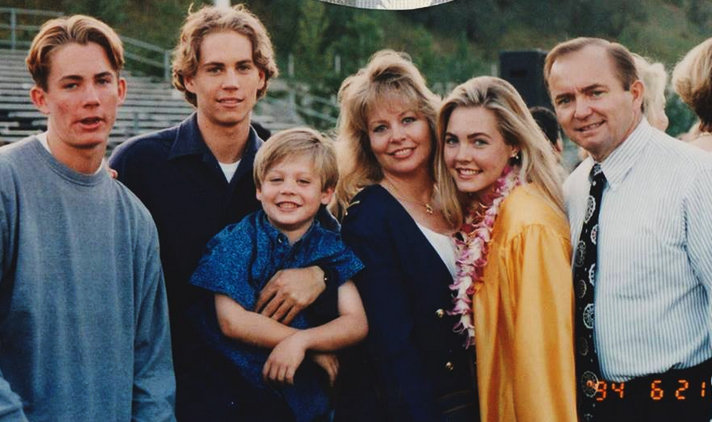 fast and furious paul walkers family parents and siblings