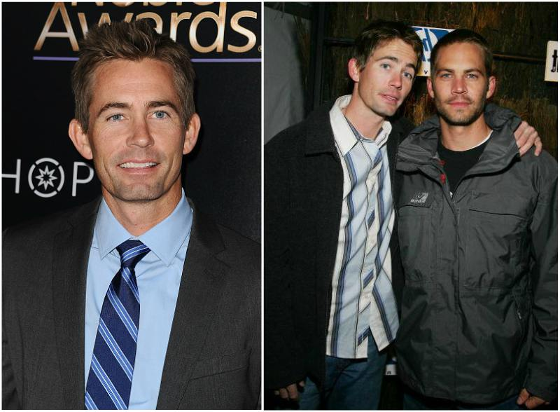 Paul Walker`s siblings - brother Caleb Walker