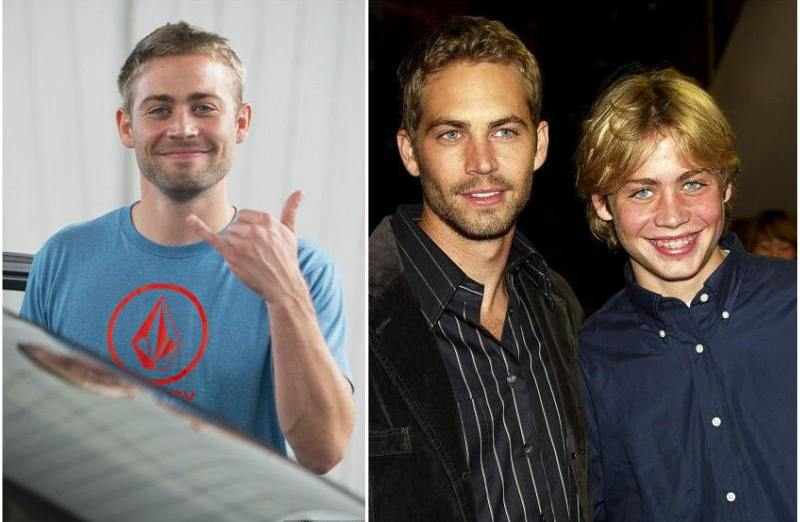 Paul Walker`s siblings - brother Cody Walker