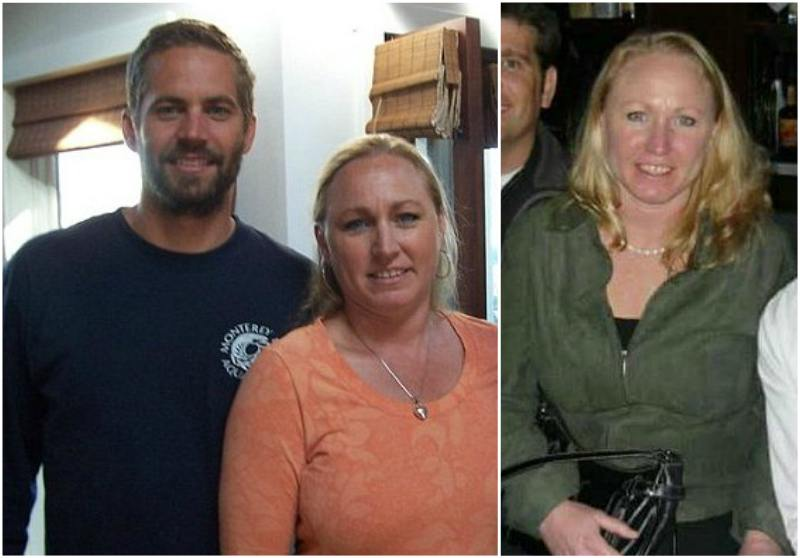 Paul Walker`s siblings - sister Amie Walker