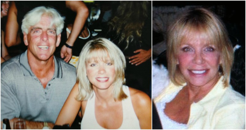 Ric Flair's family - ex-wife Elizabeth Harrell