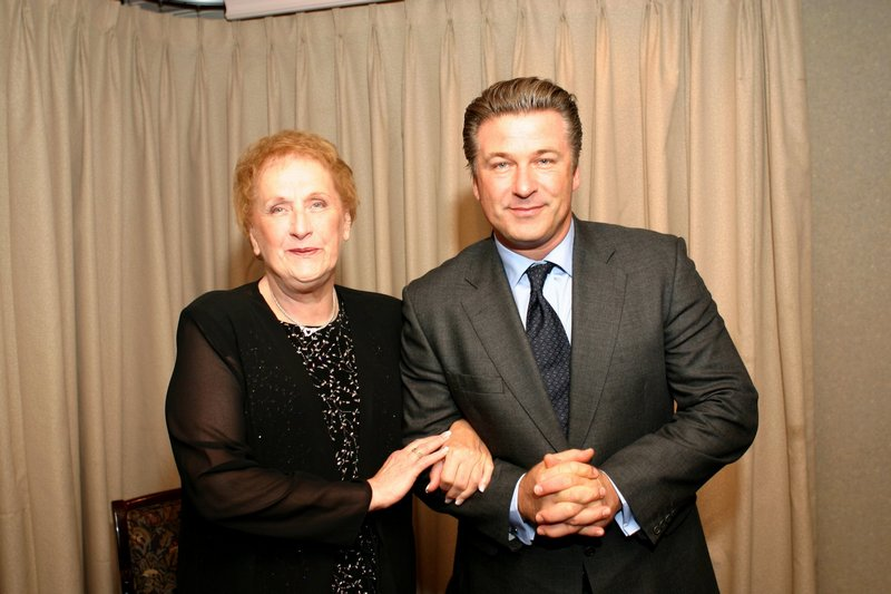 Alec Baldwin's family - mother Carol M. Baldwin