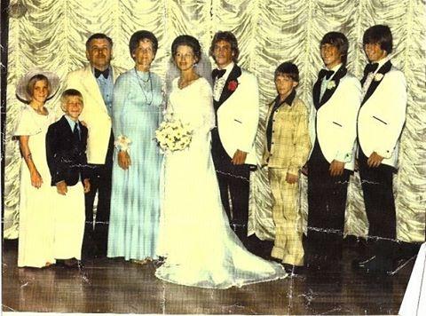 Alec Baldwin's family
