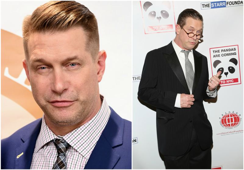 Alec Baldwin's siblings - brother Stephen Andrew Baldwin