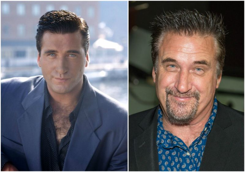 Alec Baldwin's siblings - brother Daniel Leroy Baldwin
