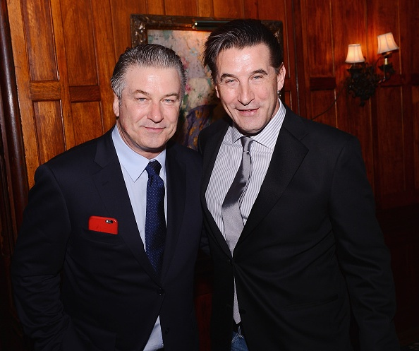 Alec Baldwin's siblings - brother William Billy Baldwin
