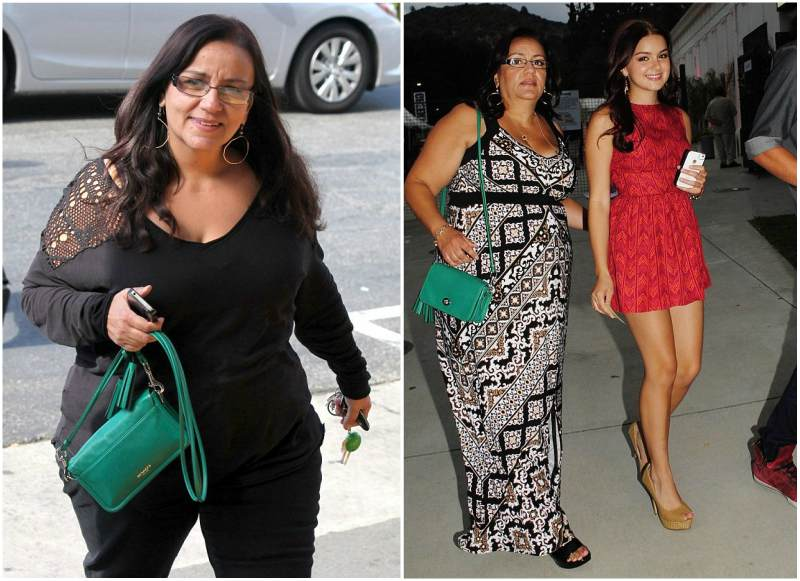 Ariel Winter`s family - mother Crystal Workman