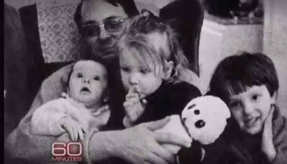 Cate Blanchett`s family - father Robert DeWitt Blanchett Jr
