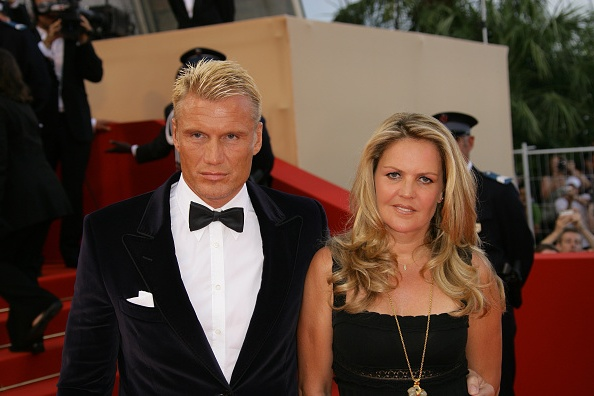 Dolph Lundgren Wives Pictures to Pin on Pinterest - PinsDaddy