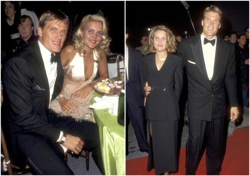Dolph Lundgren's family - ex-wife Anette Qviberg