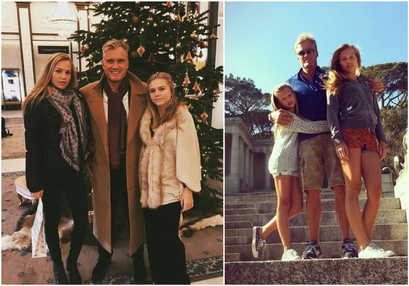 Dolph Lundgren's children