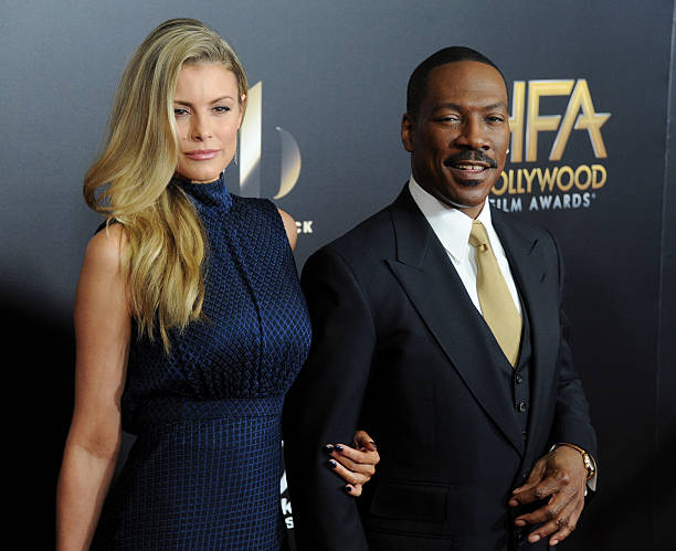 Eddie Murphy's family - girlfriend Paige Butcher