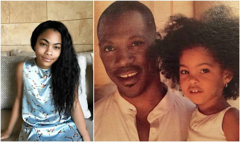 Eddie Murphy's children - daughter Bella Murphy