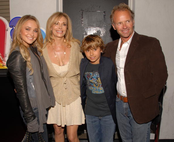 Hayden Panettiere`s family: parents, siblings