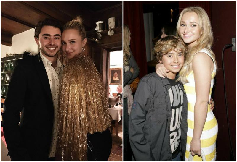 Hayden Panettiere`s siblings - brother Jansen Panettiere