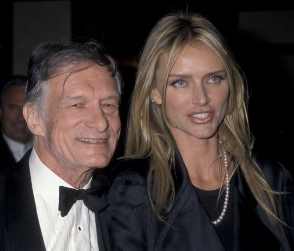 Hugh Hefner's family - ex-wife Kimberley Conrad