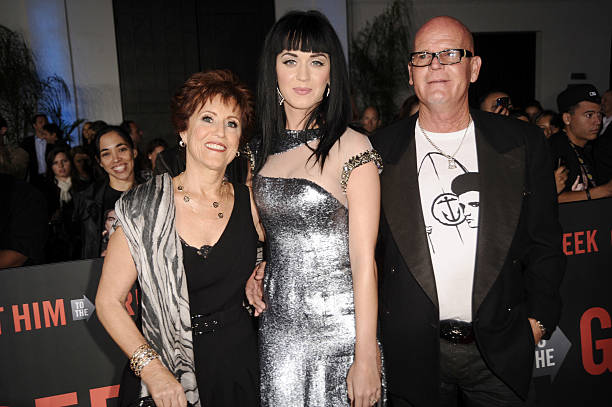 Katy Perry's family