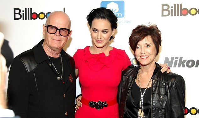Katy Perry's family: parents and siblings