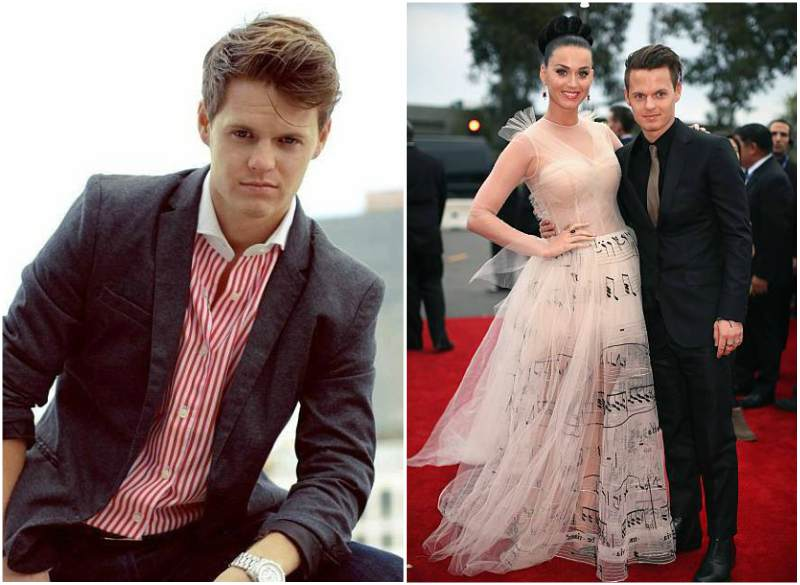 Katy Perry's siblings - brother David Hudson