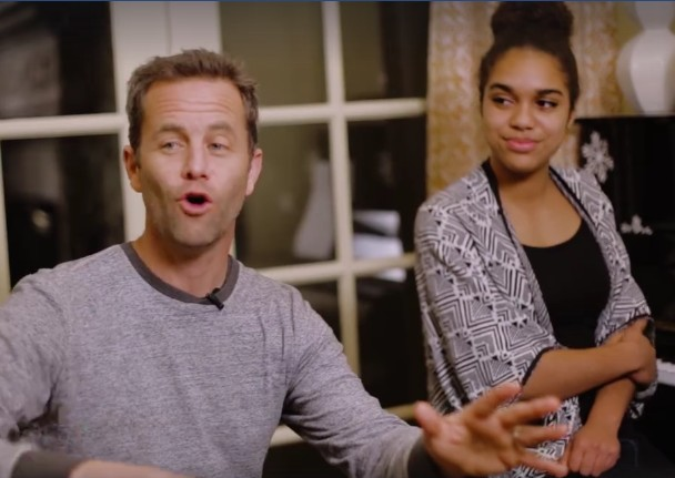 Kirk Cameron's children - adopted daughter Isabella Cameron
