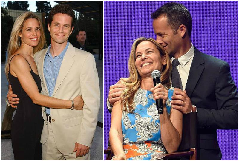 Kirk Cameron's family - wife Chelsea Noble