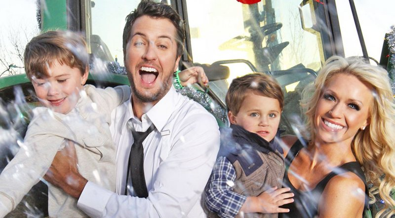 Luke bryan family images galleries for How many kids does luke bryan have