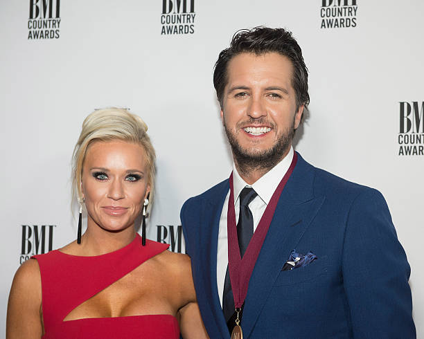Luke Bryan's family - wife Caroline Boyer