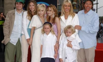 Ashley and Mary-Kate Olsen's family: parents, siblings