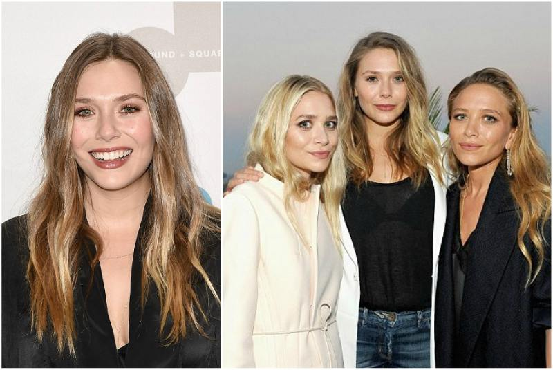 Ashley and Mary-Kate Olsen's siblings - sister Elizabeth Chase Olsen