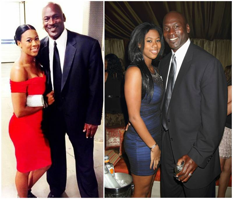 His Famous Airness Michael Jordan His Family Kids And Wife