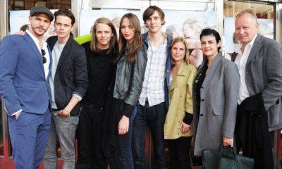 Stellan Skarsgård's family: wife, children