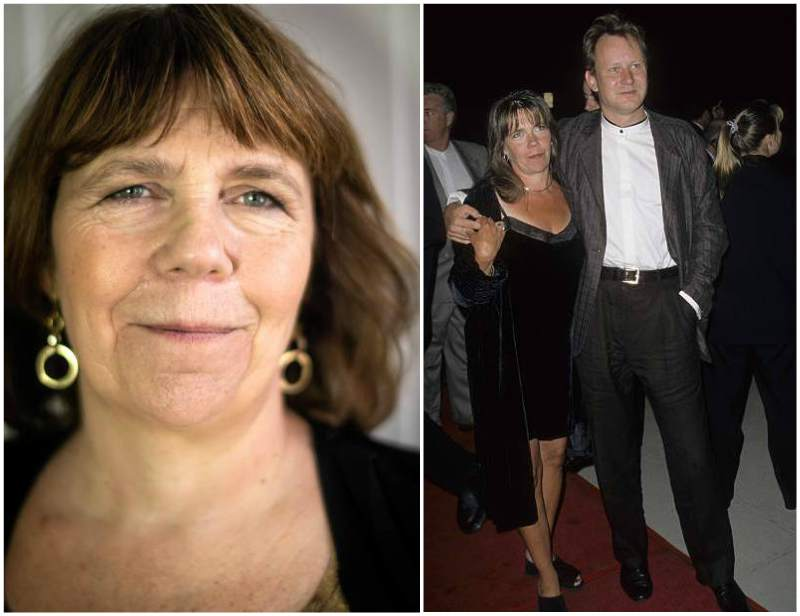 Stellan Skarsgård's family - ex-wife My Agnes